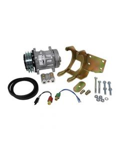 168601 | Air Conditioning Compressor Conversion Kit | Allis Chalmers 4W-220 7030 7040 7045 7050 7060 7080 7580 8030 8050 8070 |