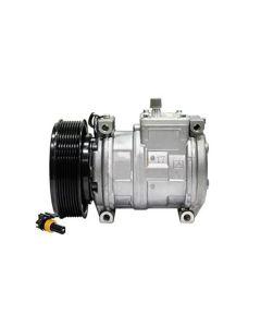170725   Air Conditioning Compressor   Denso   John Deere A400 C670 CT322 CT332 CTSII D450 R450 S550 S560 T550 T560 T660 T670 W540 W550 W650 W660 210LJ 240 250 260 270 280 310E 310G 310J 310SE 310SG 310SJ 315SE 315SG      AH169875   RE46609   RE69716