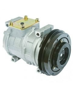 121764 | Air Conditioning Compressor - Denso | John Deere CTS 250D 300 300D 310 310D 310E 310SE 315 315D 315SE 317 320 325 328 332 335 360D 360DC 410D 410E 435 437 444H |  | RE52454 | RE46657 | RE53408 | SE501463 | SE501480 | TY6745 | TY6765 | TY6768