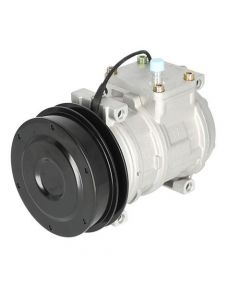 111402 | Air Conditioning Compressor - Denso Style | John Deere CTS 250D 300 300D 310 310D 310E 310SE 315 315D 315SE 317 320 325 328 332 335 360D 360DC 410D 410E |  | RE46657 | AH146970 | RE52454 | RE53408 | SE501463 | SE501480 | TY6745 | TY6765 | TY6768