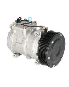 117628 | Air Conditioning Compressor - Denso Style | John Deere LR612 LR614 TC44 TC44H TC54 TC54H TC62 TC62H 250 250D 300 444 444H 444HLL 444J 444JR 444K 524 524K 544 544H 544HLL 544J |  | AT168543 | AT172975 | AT226273 | SE501819 | SE502297 | SE502835