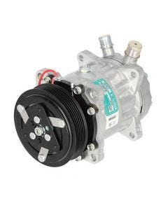 121473 | Air Conditioning Compressor - Sanden | Ford | New Holland | 82001879 | Ford 5640 6640 7740 7840 8240 8340 | New Holland HW305 LS190 TS90 TS100 TS110 TS115 1089 1095 2550 |  | 82001879 | 82008688 | 82016157 | 9827954 | 9847944 | 9849085