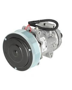 Air Conditioning Compressor - Sanden fits Case IH MX230 7120 MX215 MX255 MX210 MX245 MX285 fits New Holland fits Gleaner fits Massey Ferguson