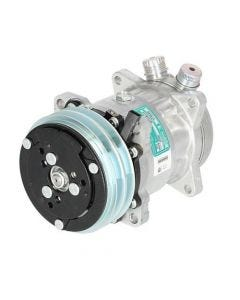 121464 | Air Conditioning Compressor - Sanden with Clutch | AGCO GT55A GT65A GT75A | Allis Chalmers 6680 6690 9130 9150 9170 9190 9435 9455 9630 |  | 72504984 | 72162168 | 72275276 | 72162168 | 72504984 | 351224T91 | 30-3373000 | 72275276 | 30-3373029