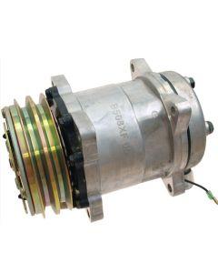 163961 | Air Conditioning Compressor with Clutch - Sanden | Case 2090 2094 2290 2294 2390 2394 2590 2594 3294 | Case IH SPX2130 | New Holland TR87 TR88 TR89 TR97 TR98 TR99 |  | 86508521 | 86508521 | 86508521