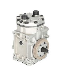 Air Conditioning Compressor - York Style Valeo w/o Clutch fits International fits Case IH 1640 1660 1680 fits Lexion fits Massey Ferguson fits CLAAS