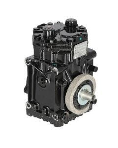 Air Conditioning Compressor - York, w/o Clutch, CLAAS, International, Massey Ferguson