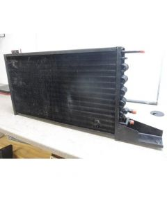 499704 | Air Conditioning Condenser with Fuel Cooler | John Deere CTS 9550 9560 9660 9680 9750 9760 9860 9976 9986 9996 |  | AH163522