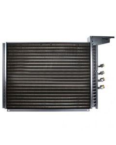 128216 | Air Conditioning Condenser with Oil Cooler | John Deere CTS CTSII 9400 9410 9450 9500 9500 SH 9510 9510 SH 9550 9550 SH 9600 9610 9650 9780 |  | AH149588 | AH145232