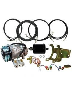 160851 | Air Conditioning Conversion Kit - Complete | Allis Chalmers 7030 7040 7050 7060 7080 |