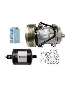 Air Conditioning Drier and Valve Kit fits Case IH MX275 MX215 Magnum 245 MX245 Magnum 305 Magnum 255 MX305 Magnum 275 Magnum 215 fits New Holland
