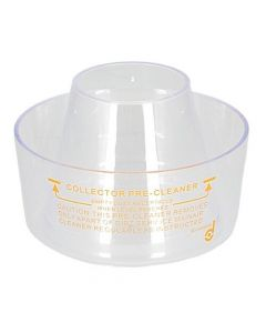 110202 | Air Pre-Cleaner Bowl with Wording | 5-1/2
