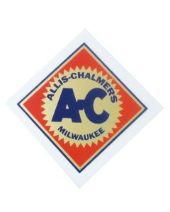 100148 | Allis Chalmers Decal | 2-1/2