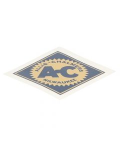 100149 | Allis Chalmers Decal | 2-1/2