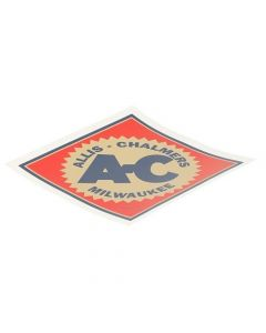 100146 | Allis Chalmers Decal | 6