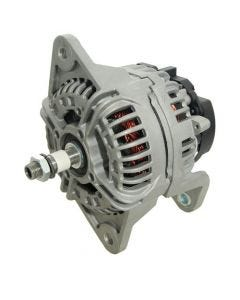 156115 | Alternator - Bosch Style (12490) | AGCO 8360 8425 | Case IH 9210 9230 9240 9250 9260 9270 9280 9310 9330 9350 9370 9380 9390 | Ford 8670 8770 8870 8970 9280 9480 9680 | 0-124-525-085 | 12490 | 220-5300 | 90-15-6424