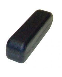 Armrest, Left-Hand, Black Fabric, Case IH, International, Massey Ferguson, Versatile