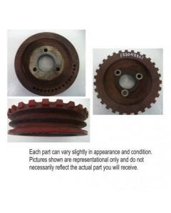430133 | Auxillary Pump Drive Pulley | Case IH 1640 1644 1660 1666 1680 1688 2144 2166 2188 2344 2366 2377 2388 2577 2588 |  | 1339488C1