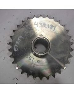 432181 | Axle Drive Sprocket | Case SR220 SR240 SR250 SV250 SV280 SV300 | New Holland C232 C238 L221 L223 L225 L228 L230 L234 |  | 84259684 | 84259684