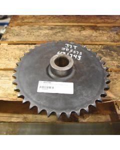 431743 | Axle Drive Sprocket | John Deere 5575 | New Holland L150 LS150 LX485 SL40B |  | MG86501177 | 86501177