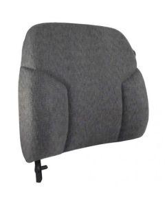 Back Cushion - Gray Fabric fits Case IH 7210 7250 8910 2388 7130 2344 2188 7240 7220 8950 9330 2144 7150 8920 2166 8930 7140 7230 7120 2366 7110 8940