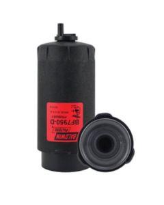 125897 | Baldwin® Filter - Fuel | Primary | Water Separator | Removable Drain | BF7950-D | John Deere A400 D450 R450 S550 STS T550 W540 W550 130G 160DLC 160GLC 180GLC |  | RE529643 | DONALDSON P551435 | FLEETGUARD FS19975 | FRAM PS10961 | WIX 33977