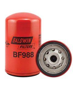 125918 | Baldwin® Filter - Fuel | Spin On | BF988 | Deutz D2506 D4007 D4507 D4807 D5006 D5506 D6007 D6265 D6807 D7506 D8006 DX3.60 DX3.65 DX4.10 DX4.30 DX4.50 |  | 1180597 | 276515 | 4669875 | FLEETGUARD FF42000 | FRAM P7513, P4102, P4102A | WIX 33358