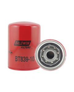 120092 | Baldwin® Filter - Hydraulic | Spin On | BT839-10 | Ag-Chem 544 554 844 854 1603T 1664T 1803 2505 | Bobcat 310 313 444 520 530 533 540 543 620 630 631 632 641 642 643 700 720 721 722 730 731 732 |  | DONALDSON P551551 | FRAM P1653A | WIX 51551