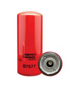 125790 | Baldwin® Filter - Lube | By Pass | Spin On | B7577 | Caterpillar 962G | Ford 9280 9480 9680 9880 | Case CX460 600 | Case IH 9150 9170 9180 9190 |  | 9Y4468 | 3304232 | E3HZ-6731-A | DONALDSON P550777 | FLEETGUARD LF3328 | FRAM PH3545 | WIX 51798