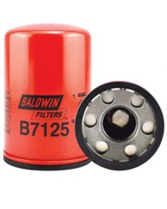 125775 | Baldwin® Filter - Lube | Full Flow | Spin On | B7125 | John Deere L512 L514 L524 L534 SE6010 SE6110 SE6210 SE6310 SE6410 110 120 160LC 200LC 270 280 310E 310G |  |  RE59754 | DONALDSON P551352 | FLEETGUARD LF3703 | FRAM PH8476 | WIX 57243MP
