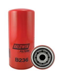 111054 | Baldwin® Filter - Lube Or Hydraulic | Spin On | B236 | Case 1570 2090 2094 2290 2294 2390 2394 2470 2590 2594 2670 3294 4490 4690 | Deutz D7506 |  | A44081 | 1173430 | AZ22878 | DONALDSON P553771 | FLEETGUARD LF4054 | FRAM PH3776 | WIX 51820