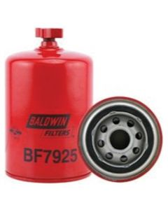 164801 | Baldwin® Fuel Filter with Spin-on Drain | Caterpillar TH220B TH340B TH560B TH580B 315C | Gehl CT6-18 CT7-23 | Massey Ferguson 431 461 471 481 |  | 1R1804 | 184223 | 4224811M1 | DONALDSON P551354 | FLEETGUARD FS20009 | FRAM PS11142 | WIX 33804