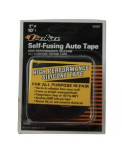 154989 | Battery Cable Self-Fusing Tape | 10' - Black |