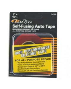 154990 | Battery Cable Self-Fusing Tape | 10' - Red |