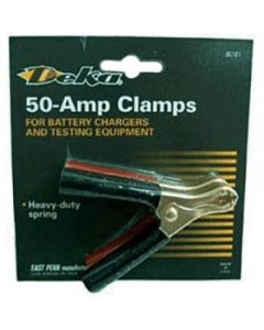 155030 | Battery Cable Testing Clamp Heavy Duty PVC Coated Steel |