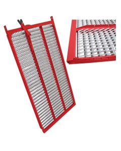 122365    Bottom Sieve Adjustable Long Finger   Case IH AFX8010 8010 8120 9120   New Holland CR970 CR980 CR9070      84400473   87109850