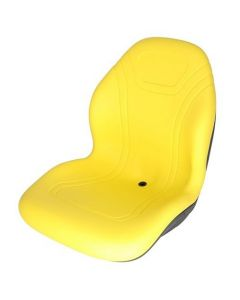 122488 | Bucket Seat | Vinyl | Yellow | New | Bobcat | Case | Caterpillar | Dresser | Gehl | John Deere | John Deere CT315 24 |  | 4478301 | AT315073 | AT327447 | AT344971 | AT347476 | AT355008 | AT361224 | GG420-32536 | GG420-34303 | KV24167 | LVA10029