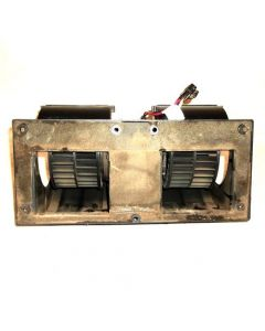 Used Cab Blower Motor Assembly fits Case IH 2388 2388 2388 2388 2388 2388 2388 2344 2344 2588 2588 2577 2577 2366 2366 2377 2377 fits New Holland