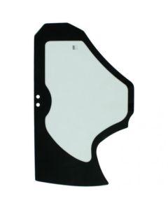127219 | Cab Glass - Door Lower | John Deere 130G 160GLC 180GLC 210G 210GLC 250GLC 290GLC 350GLC 380GLC 470GLC 670GLC 870GLC |  | FYA00001499