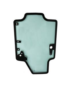 152806 | Cab Glass - Door w/o Metal Frame | Case SR130 SR150 SR175 SR200 SR220 SR250 SV185 SV250 SV300 | New Holland L213 L215 L218 L220 L223 L225 L230 |  | 84415734