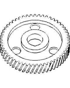 113935 | Camshaft Timing Gear | Allis Chalmers D17 WD45 170 175 |  | 70203923 | 70227038