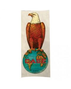 100525   Case Decal Eagle   Mylar   6