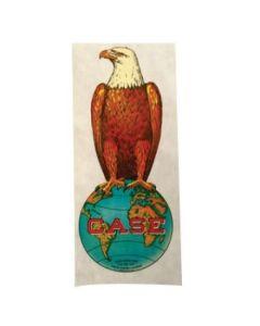 100526   Case Decal Eagle. Mylar   9-1/2