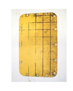 434714 | Chain Cover Plate | John Deere 280 332 332D 332E |  | KV20844