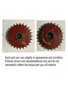 430479 | Chain Sprocket | Case IH RB454 RB464 RB554 RB564 RBX452 RBX453 RBX462 RBX463 RBX552 RBX553 RBX562 RBX563 | New Holland BR740 BR740A BR750 BR750A BR770 BR770A BR780 BR780A BR7060 BR7070 BR7080 BR7090 |  | 86613346 | 86613346 | 87664058