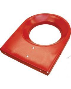 160805 | Clean Grain Elevator Boot - Inner | Case IH 1640 1644 1660 1666 1670 2144 2166 2344 2366 |  | 1317673C2