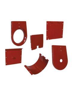 114205 | Clean Grain Elevator Boot Kit | Case IH 1680 1688 |  | 1317430C1 | 1317437C1 | 1317439C1 | 1318584C2 | 1318585C3 | 1318590C3