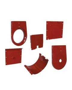 114206 | Clean Grain Elevator Boot Kit | Case IH 2188 2388 |  | 1317439C1 | 1318590C3 | 176175A2 | 1317430C1 | 1317437C1 | 1318584C2