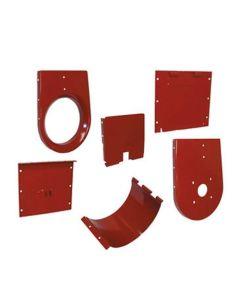 114207 | Clean Grain Elevator Boot Kit | Case IH 2188 2388 |  | 223237A1 | 1318590C3 | 1317437C1 | 1317439C1 | 1318584C2 | 1317430C1