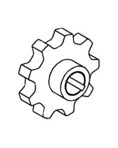 118079 | Clean Grain Elevator Sprocket | Case IH 2188 2377 2388 2577 2588 |  | 143960A1 | SP142 | SP142H